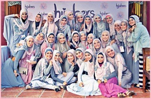 hijaber comunity